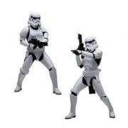 Set 2 Figurine Star Wars StormTrooper ArtFX