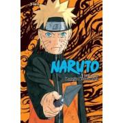 Naruto 3-In-1, Volume 14: Includes Vols. 40, 41 & 42, Paperback