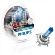 Bec Philips 24V 75/70W H4 Bluevision P43t 13342Mdb