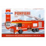 Momki - Pompieri, Camion interventie, 229 piese