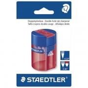 Šiljilo pvc s kutijom dvostruko Staedtler 512 006 BK blister 000038857