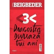Dragostea dureaza trei ani/Frederic Beigbeder
