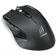 Hama Gaming-Maus HAMA uRage Unleashed, Wireless, 4000 dpi