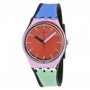 Reloj Swatch Gb286-Multicolor-Negro