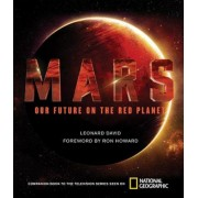 Mars: Our Future on the Red Planet, Hardcover