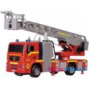 Dickie Toys City Fire Engine - tűzoltóautó hang és fényeffektekkel