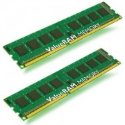 Memorie Kingston ValueRAM 16GB (2x8GB) DDR3, 1600MHz, PC3-12800, CL11, Dual Channel Kit, KVR16N11K2/16