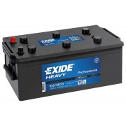 EXIDE HEAVY PRO EG1803 12V 180Ah teherautó akkumulátor bal+ (+AJÁNDÉK!)