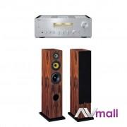 Pachet Amplificator Integrat Yamaha A-S2100 + Boxe Davis Acoustics Cezanne