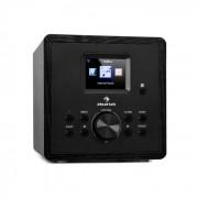 Auna Radio Gaga 2.0 Radio Internet tuner DAB+ FM PLL Bluetooth WiFi - noire