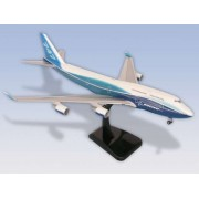 Daron Worldwide Trading Hg3701G Hogan Boeing 747-400 1/200 With Gear New Livery