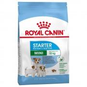 Royal Canin Size 2x8,5kg Mini Starter Mother & Babydog Royal Canin hundfoder