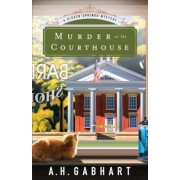 Murder at the Courthouse, Paperback