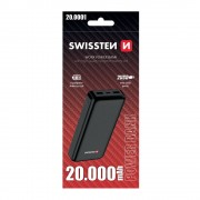 SWISSTEN Worx Power Bank 20.000 mAh