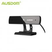 Ausdom AW625 1080 P HD Video Webcam USB Plug en Play Web Camera met Ingebouwde Microfoon Webcam Video Chatten voor Skype Facetime