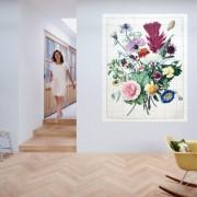 IXXI Bouquet of Flowers wanddecoratie-small (80x100 cm)