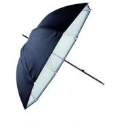 Umbrela de reflexie Alba/Neagra 120 cm reversibila Linkstar PUK-102WB