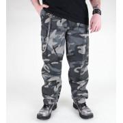 MIL-TEC férfi nadrág - US Rangr Hose - BDU Dark Camo - 11810080