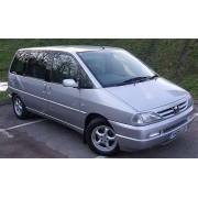 Lemy blatniku Peugeot 806 1994-2002