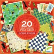 Colectie 20 jocuri clasice ale copilariei