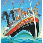 The Circus Ship, Hardcover/Chris Van Dusen