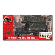 Airfix WW1B Type Bus Ole Bill FR.5 Model Kit (1:32 Scale)