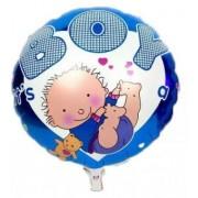 Balon folie rotund It's a boy 45cm