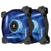 Ventilador Corsair AF120, LED Azul, 120mm, 1500RPM - 2 Piezas