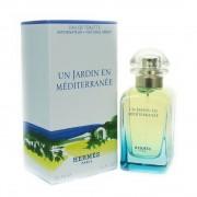 Hermes Un Jardin En Mediterranee Eau De Toilette 50 Ml Spray (3346131210022)