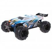 ThomaxX RC buggy 1:18. X-Desert Speed Pioneer 23 cm blauw/wit