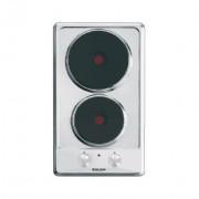 Glem Gas Gt320ix Piano Cottura Elettrico 30 Cm 2 Piastre Colore Inox