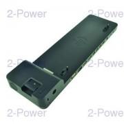 2-Power HP Utltraslim Dockningsstation 65W (D9Y32AA#UUZ)