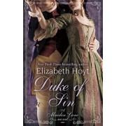 Duke of Sin, Paperback/Elizabeth Hoyt