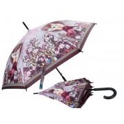 H.C.021-6702 Esernyő 100cm, Mucha: Ametiszt