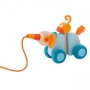 Детска Играчка за дърпане Sevi, слонче, 022007