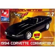 AMT 1994 Corvette Convertible Plastic Model Car