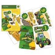 John Deere Johnny Tractor Playing Cards