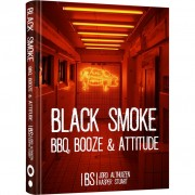 Kosmos Black Smoke: BBQ, Booze en Attitude