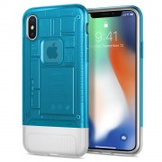 Carcasa Spigen Classic C1 iPhone X/Xs Blueberry