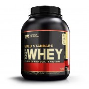 Optimum Nutrition 100% Whey Gold Standard - 2.27kg - Vainilla francesa