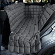 Doctor Bark Op 95 °C wasbare hondendeken voor in de auto, Achterbank 4-deurs, Maat M