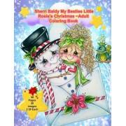 Sherri Baldy My Besties Little Rosie's Christmas Coloring Book, Paperback