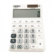 Calculator 12 digit NOKI H-CS001B alb