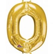 Anagram Verjaardag ballon letter O 86 cm