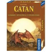Joc de societate Catan Comori Dragoni & Exploratori Kosmos