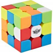 Cubo Magico Rompecabezas Cyclone Boys Feijue 3x3-multicolor