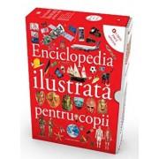 Set enciclopedia ilustrata pentru copii. (6 carti)/***