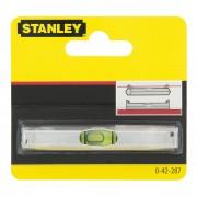Stanley lijnwaterpas aluminium 80 mm