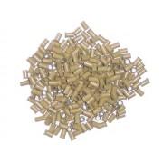 100 MilleniumHair Long Microrings - Eurolocks - Gr. M - Dunkelblond - Haarverlängerung