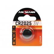 Ansmann 04673 - CR 2025 - Baterie buton cu litiu 3V